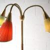 1950s 3 Arm Floor Lamp 4