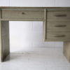 1950s Italian Wooden Desk