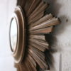 1950s Sunburst Wall Clock 3
