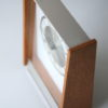 1960s Teak Timecal Clock by Smiths 3
