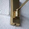 1950s Brass Wall Light 2
