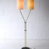 1950s Double Brass Floor Lamp 4