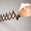1950s Vintage Scissor Wall Light 2