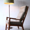 1960s Danish Teak Floor Lamp