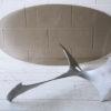 1960s 'Propeller' Table by Knut Hesterberg for Ronald Schmitt 1
