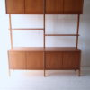 1960s Teak Danish Shelving Unit