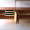 1960s Teak Danish Shelving Unit 2