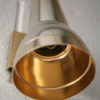 1970s Anodised Wall Light by Conelight 3