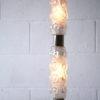 1970s Glass Floor Lamp 1