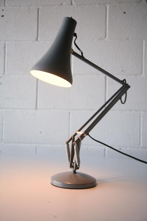 Grey Ceiling Lamp Shade