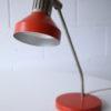 1970s Orange Desk Lamp