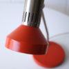 1970s Orange Desk Lamp 2