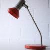 1970s Orange Desk Lamp 3