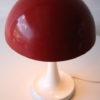 1970s Red Mushroom Lamp 1