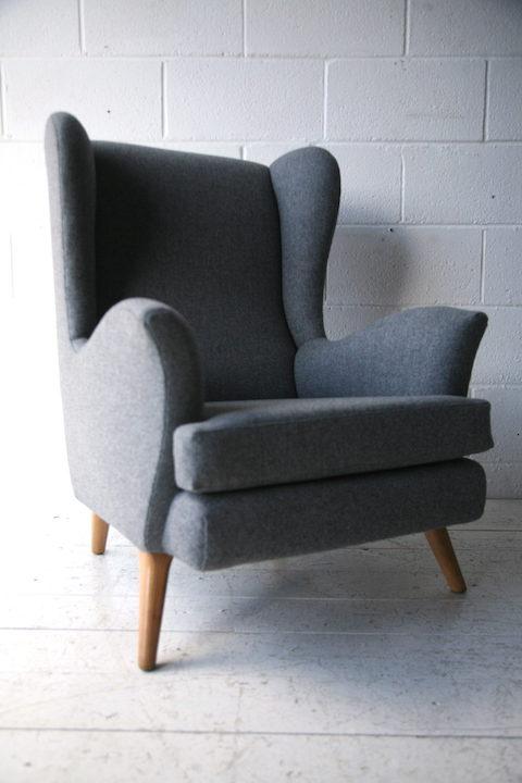 Grey Everest Chair 1