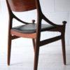 Teak 1960s Danish Teak Chair by Vestervig Eriksen
