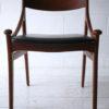 Teak 1960s Danish Teak Chair by Vestervig Eriksen 2