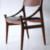 Teak 1960s Danish Teak Chair by Vestervig Eriksen 3