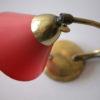 Vintage Brass 50s Desk Lamp 2