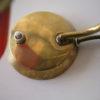 Vintage Brass 50s Desk Lamp 3