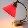 Vintage Brass 50s Desk Lamp 4