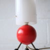 1950s Atomic Table Lamp