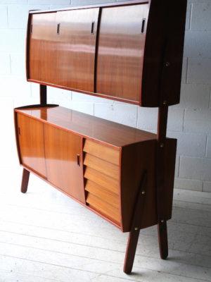 1950s Teak Cabinet