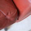 1960s Danish Leather Rosewood Sofa 2