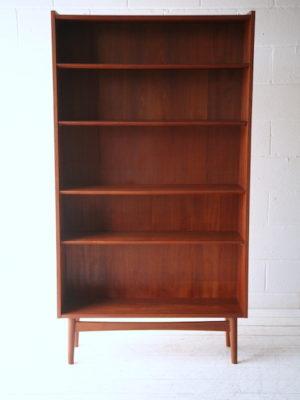 1960s Danish Teak Bookcase