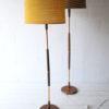 1960s Teak Standard Lamp 3