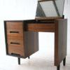 1960s Walnut Stag Dressing Table : Desk 1