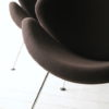 Brown Slice Chairs by Pierre Paulin for Artifort 1