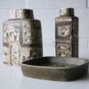 Ceramic Pieces by Nils Thorsson for Royal Copenhagen