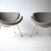 Grey Slice Chairs by Pierre Paulin for Artifort 3