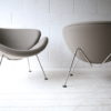 Grey Slice Chairs by Pierre Paulin for Artifort 4