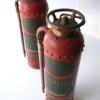 Pair of Vintage Empire Fire Extinguishers