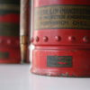 Pair of Vintage Empire Fire Extinguishers 4