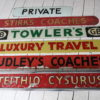Vintage Coach Signs 2