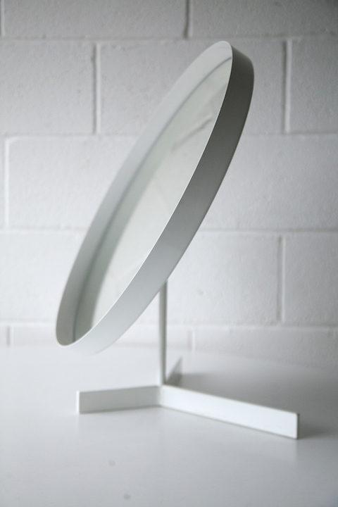 1960s Large Vanity Mirror by Durlston Design