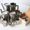 Cylinda Line by Arne Jacobsen for Stelton Denmark 1
