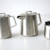 'Oriana' stainless steel Tea Set by Robert Welch for Old Hall 1
