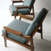 Pair of 1950s Armchairs 1