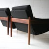 Pair of 1960s Teak Armchairs