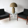 Pair of 1960s Teak Armchairs 2