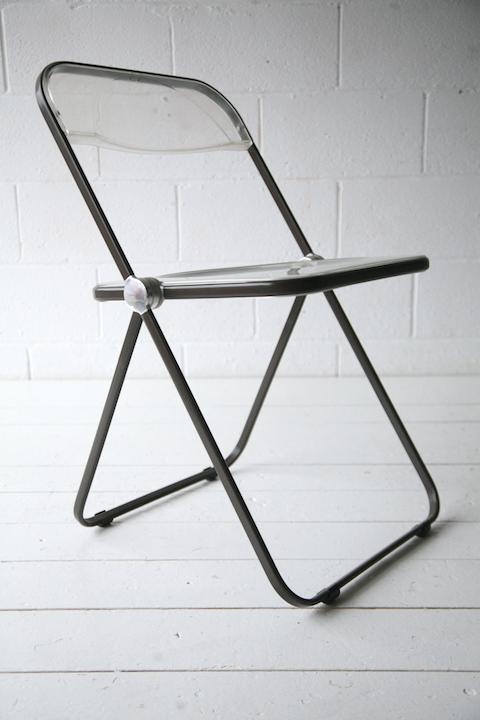 U0027Pliau0027 Folding Chair By Giancarlo Piretti For Castelli ...