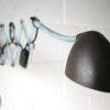 Vintage 1950s Scissor Wall Lamp 1