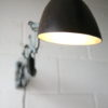 Vintage 1950s Scissor Wall Lamp 3