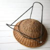 Vintage 1950s Wicker Chairs 2
