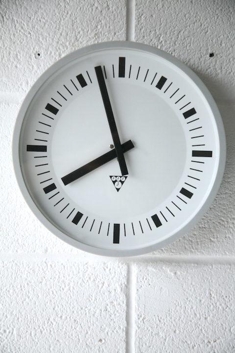 Vintage Pragotron Wall Clock 2 a