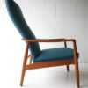 Vintage Reclining Lounge Chair by Alf Svensson 2